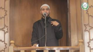 خطبة الجمعة في مسجد بسيسو لفضيلة الشيخ {محمود الحسنات} 6-1-2017