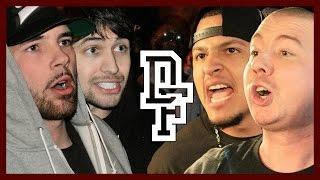 UNO LAVOZ & OSHEA VS REAL DEAL & FRESCO | Don't Flop Rap Battle