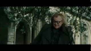Harry Potter and the Goblet of Fire - Alastor Moody v.s. Draco Malfoy (HD)