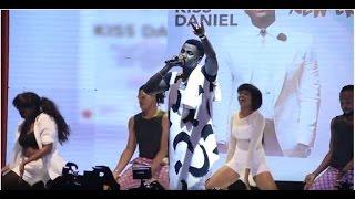 KISS DANIEL'S  ALBUM LAUNCH(FULL SHOW)