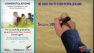 Study in New Zealand from Nepal