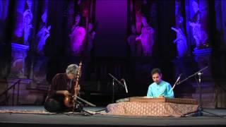 Kayhan Kalhor and Ali Bahrami Fard