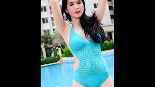 Ngọc Trinh นางแบบเวียดนาม น่ารัก เซ็กซี่ หุ่นดีมาก