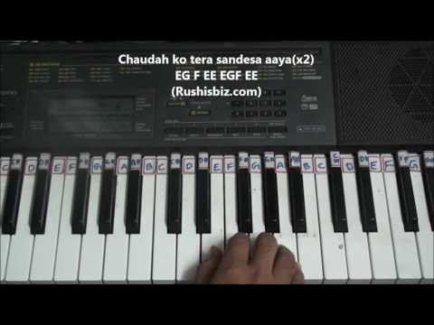 Xxx Mp4 Ek Do Teen Song Tezaab Piano Tutorials DOWNLOAD NOTES FROM DESCRIPTION 3gp Sex