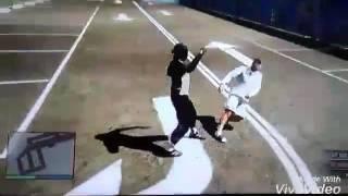 TRIBESMEN TE TINI O TOI WAZ GREST (GTA5 FIST FIGHT)