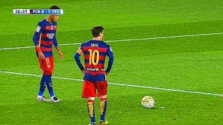 10 UNSTOPPABLE Goals of Lionel Messi ►Watch the Goalkeepers' Reactions ||HD||