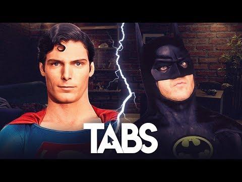 CLIC DROIT SUR BATMAN ET SUPERMAN - TABS #11