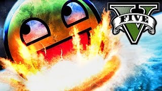 GTA 5 Funny Moments #2: WORLD'S BIGGEST FAILURE!!