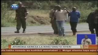 Mfungwa akamatwa baada ya kutoroka gerezani