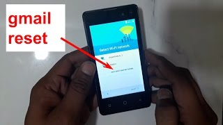 Itel it1409 Google Account Verification FRP Reset Gmail Bypas Eazy
