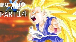 GT GOKU'S SSJ3 POWER! | Dragon Ball Xenoverse 2 - Walkthrough Part 14, Gameplay PS4 (BETA)