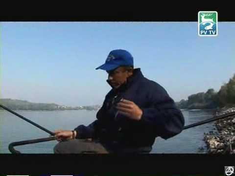 Pescuitul cu pluta pe Dunare cu viermisori