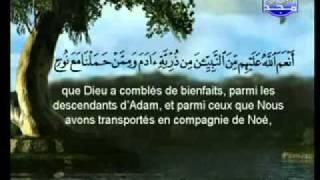 سورة مريم السديس