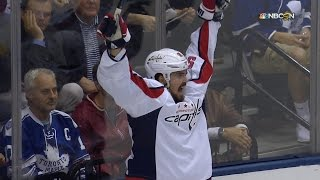 NHL Playoffs Game 6: Capitals 2, Maple Leafs 1 OT highlights