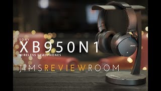 Sony MDR-XB950N1 Headphone - REVIEW