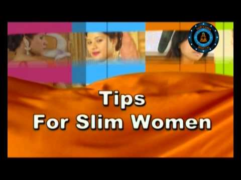 Tips For Fat and Slim Woman