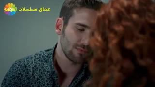 مسلسل الحب لايفهم الكلام مشهد قبلة اصلي ودوروك