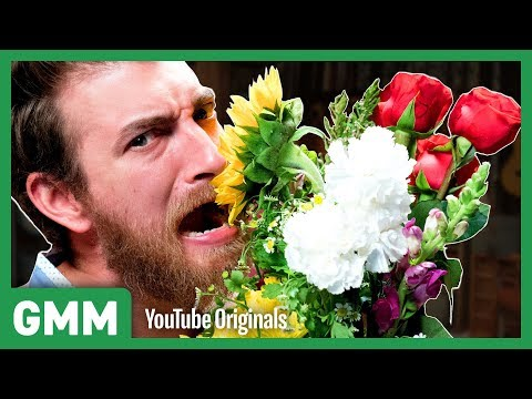 Valentine s Day Flowers Taste Test