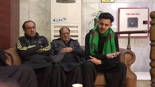 Meray Ghazi Kahan Ho   Ali Zaidi & Pervaiz Pilla   Karbala    Karawan e Babul Muraad AS - 2018