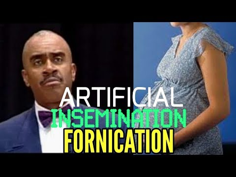 Xxx Mp4 Gino Jennings ARTIFICIAL INSEMINATION IS A FORM OF FORNICATION 3gp Sex