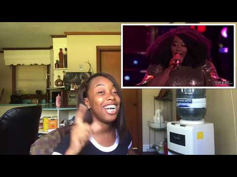 """The Voice 2018 Kyla Jade - Top 11: """"Sweet Sweet Baby (Since You've Gone)""""(REACTION!!)"""