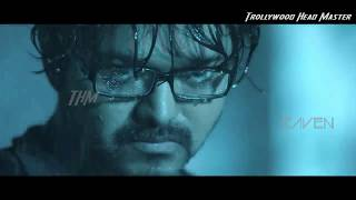 Kaala Rain Fight BGM  - Thalapathy Vijay Version