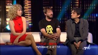 Victor Victoria - Ospiti: Giovanni Soldini - Nancy Brilli - Vincenzo Salemme (13/06/2013)