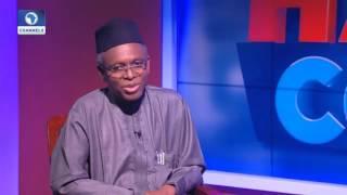 Gov Nasir El-Rufai Of Kaduna State Speaks On His 2019 Political Ambition