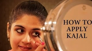 How to Apply Kajal