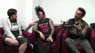 The Casualties Talk to Loudwire on Future of Punk, Exploits in Thailand + More