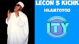 Cheikh Abdelhamid kichk leçon n° 003