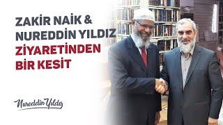 Zakir Naik & Nureddin Yıldız Ziyaretinden Bir Kesit (Türkçe Altyazılı)