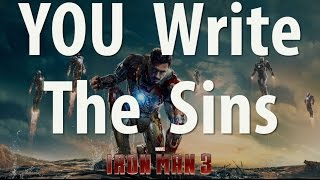 Giving You The Keys To The Sin Counter - EWW Iron Man 3