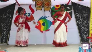 Shadher Lau-সাধের লাউ ll Dance Performance ll NITER Noboborsho Utshob 1424 |l