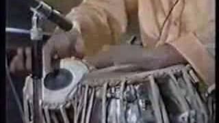 Ustad Tari Khan Tabla Solo in Roopak