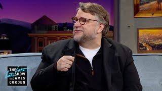 Guillermo Del Toro Welcomes a Fatal Bathtub of Ice Cream