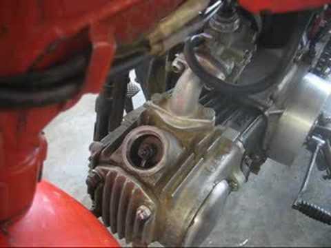 How to Adjust Honda 5070 cc Valves