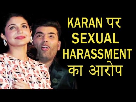 Anushka Sharma Sexual Harassment का आरोप Karan Johar के खिलाफ लगाने वाली थी