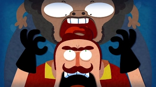THIS GUY SUCKS!   Hello Neighbor Animation