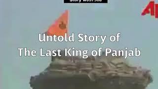 The Last King Of Panjab Sant Jarnail Singh Khalsa Bhindranwale  Most Respected Sikh Of 21th Century
