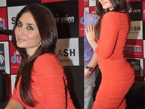 Kareena Kapoor's  Big BUTT In A Tight Dress
