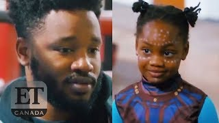 Ryan Coogler's Emotional 'Black Panther' Fan Meeting