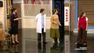Komedi Türkiye - Ceren Taşçı'nın Skeci (1.Sezon 2.Bölüm)