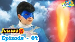 Junior G - Episode 04 | HD Superhero TV Series | Superheroes & Super Powers Show for Kids