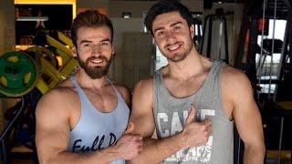 Sporcu Kahvaltısı | Omuz / Triceps Antrenmanı