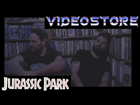 JURASSIC PARK ( feat. WAXX ) - VIDEOSTORE #1