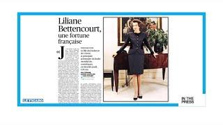 A French fortune: Liliane Bettencourt