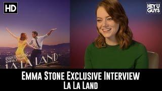 Emma Stone Exclusive Interview - La La Land