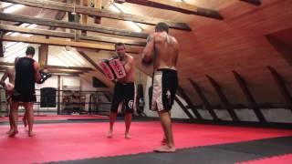 Karlshamns Fightcenter - Thaiboxning