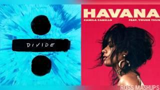 ''Shape Of Havana'' | Ed Sheeran & Camila Cabello (MASHUP)